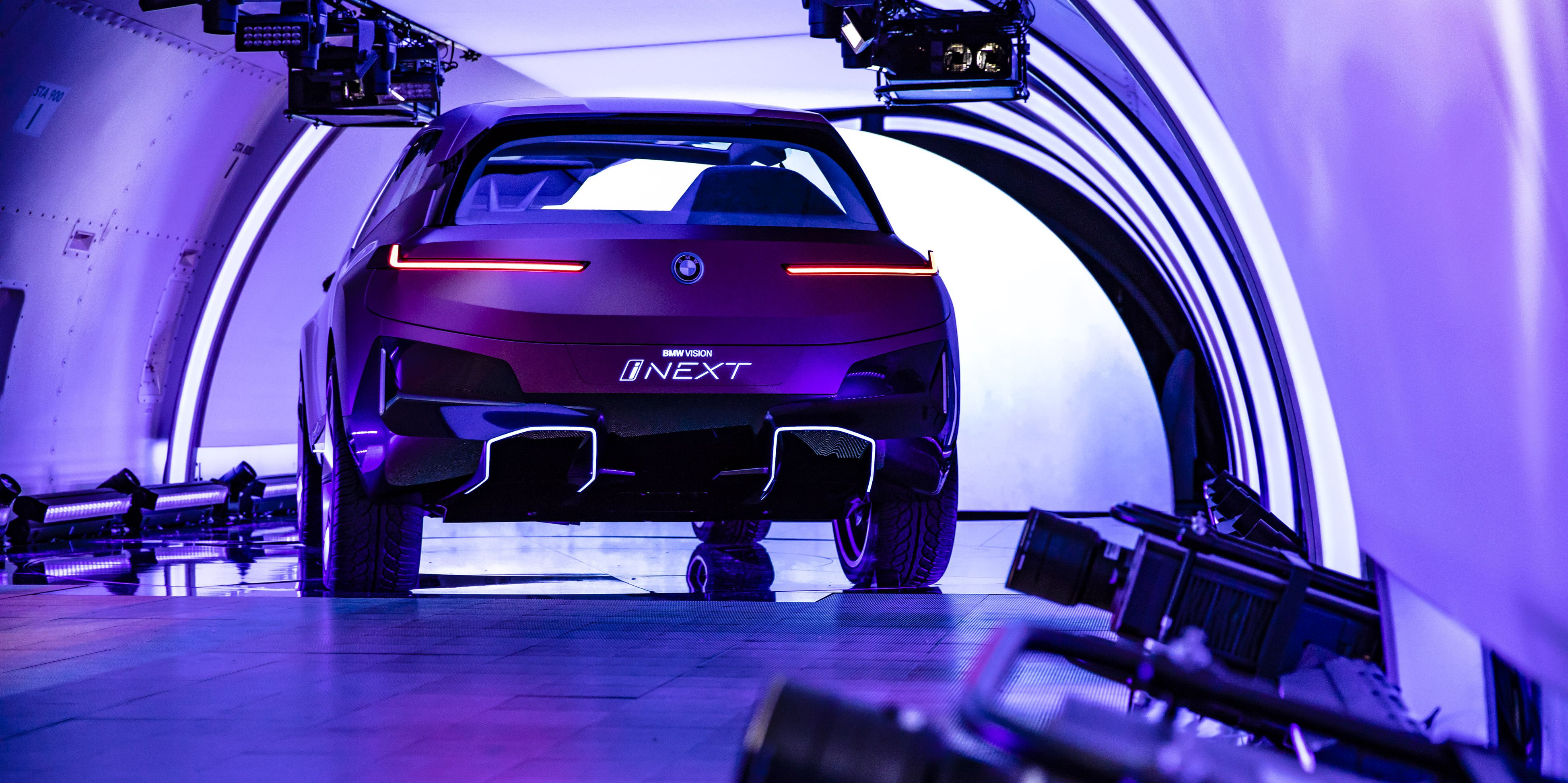 BMW Vision iNext-3