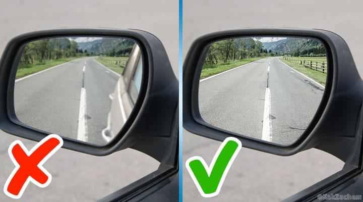 reglaj oglinda retrovizoare