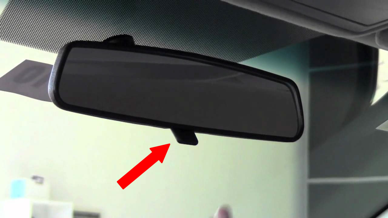 oglinda retrovizoare