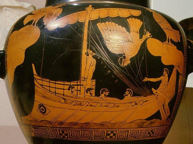 amfora greceasca
