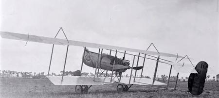 avionul lui Vasile Niculescu