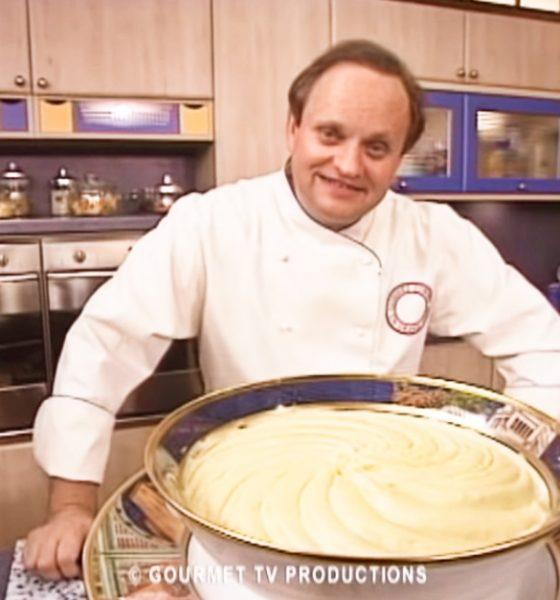 Piure de cartofi Joël Robuchon